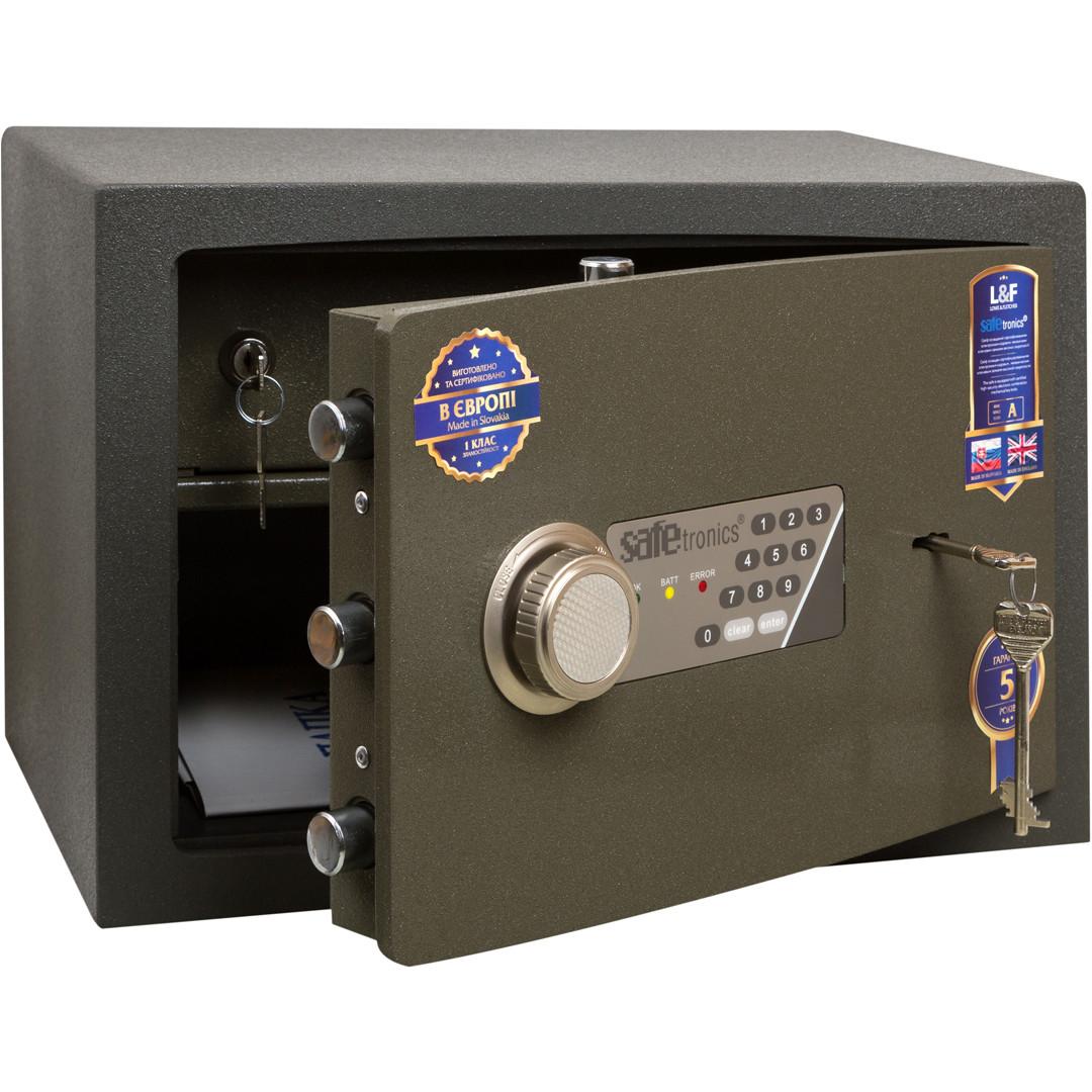 Взломостойкий сейф Safetronics NTR 24MEs