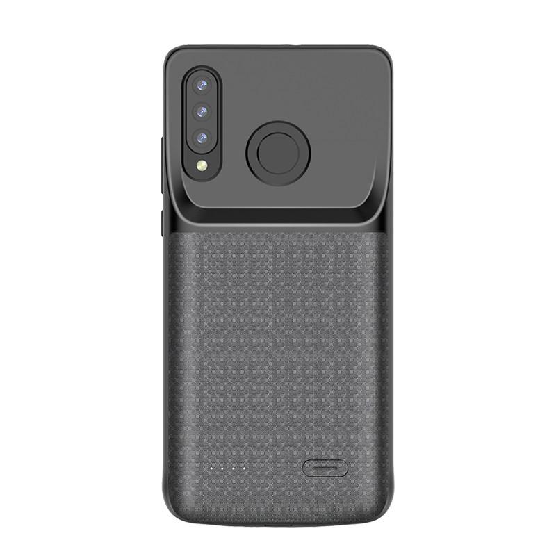 Чехол-аккумулятор XON PowerCase для Huawei Nova 4 4700 mAh Black