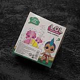 Кукла лол ракушка | Кукла LOL Pearl mini Surprise Doll свет + музыка, фото 5