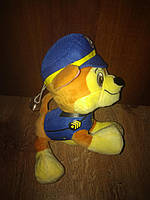 Мягкая игрушка Щенячий патруль Гонщик , 19 см, фото 2