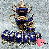 """Чайный сервиз """"Корона"""""""