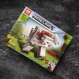 Конструктор Minecraft Коллекция из 8 в 1| Конструктор Minecraf Построй свой поселок, фото 2