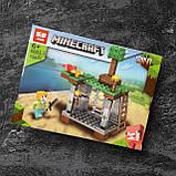 Конструктор Minecraft Коллекция из 8 в 1| Конструктор Minecraf Построй свой поселок, фото 6