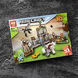 Конструктор Minecraft Коллекция из 8 в 1| Конструктор Minecraf Построй свой поселок, фото 7