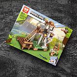 Конструктор Minecraft Коллекция из 8 в 1| Конструктор Minecraf Построй свой поселок, фото 8