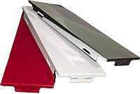 Подвесные потолки кассетные Бафони 100/600 0/75 мм Прямоугольная
