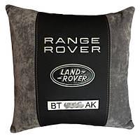 Подушка автомобильная с логотипом Range rover