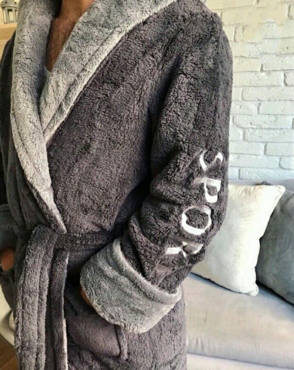 Халат мужской махровый,Зимние мужские халаты,Халаты банные мужские
