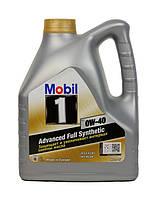 Олива моторна MOBIL1 0W40 4л