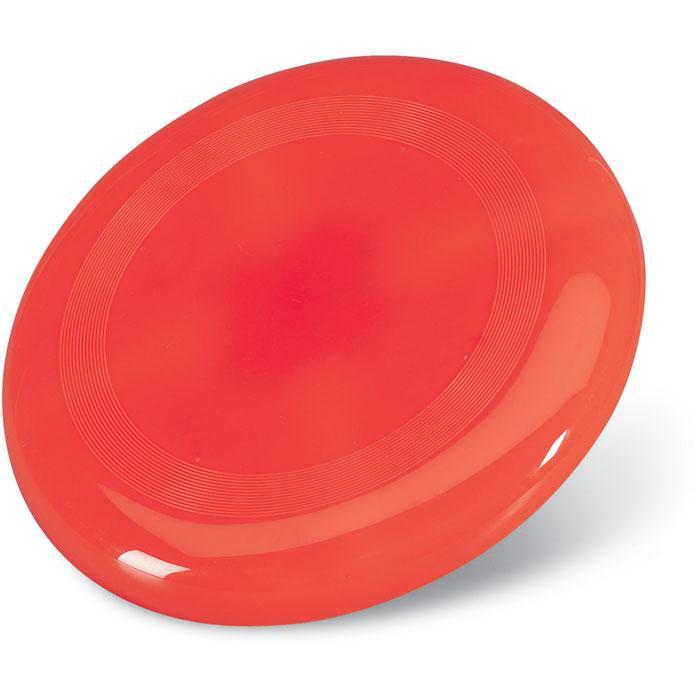Фрисби SYDNEY диаметр 23 см. для нанесения логотипа Красный