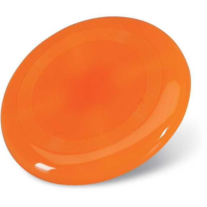 Фрисби SYDNEY диаметр 23 см. для нанесения логотипа Оранжевый