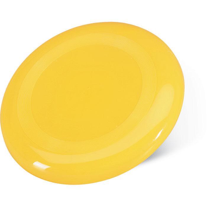 Фрисби SYDNEY диаметр 23 см. для нанесения логотипа Желтый