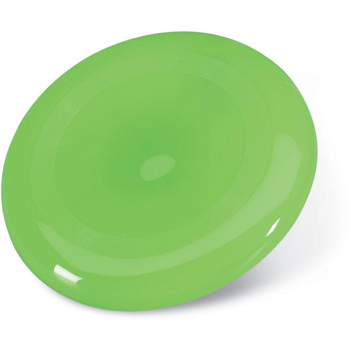 Фрисби SYDNEY диаметр 23 см. для нанесения логотипа Зеленый