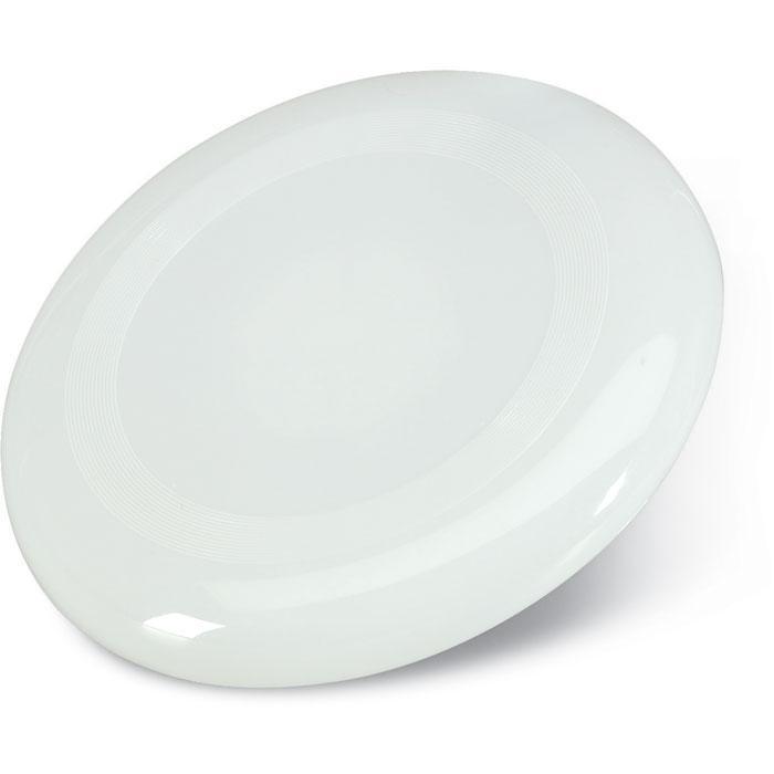 Фрисби SYDNEY диаметр 23 см. для нанесения логотипа Белый