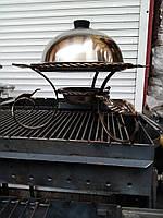 Садж подставка для подачи и разогрева мяса и мясных блюд набор  +уголь для разогрева