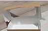 Коробка под кекс Штоллен с окном 150*300*90 крафт, фото 2