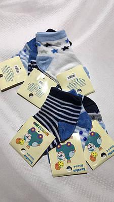 Дитячі шкарпетки дівчинка малютка тонкі