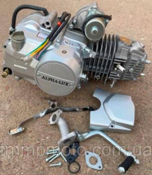 двигатель на вайпер актив 110 полуавтомат