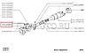 2121-2202025 Крестовина вала карданного ВАЗ 2121 (пр-во ПРАМО), фото 4