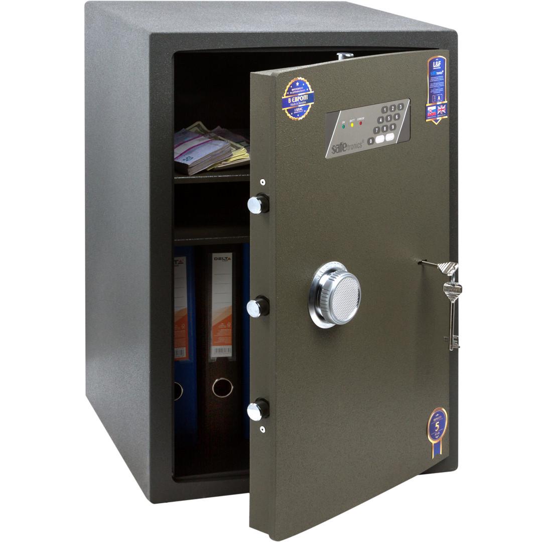 Взломостойкий сейф Safetronics NTR 61ME