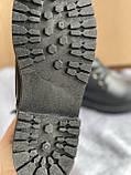 Черные ботинки деми из эко кожи madden girl от steve madden, фото 5