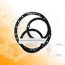 Прокладка мосту МАЗ дискові колеса (4 щонаймін.) 5336-2400000
