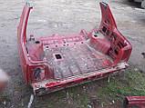 Кузов задняя часть ЗАЗ 1103 бу, фото 2