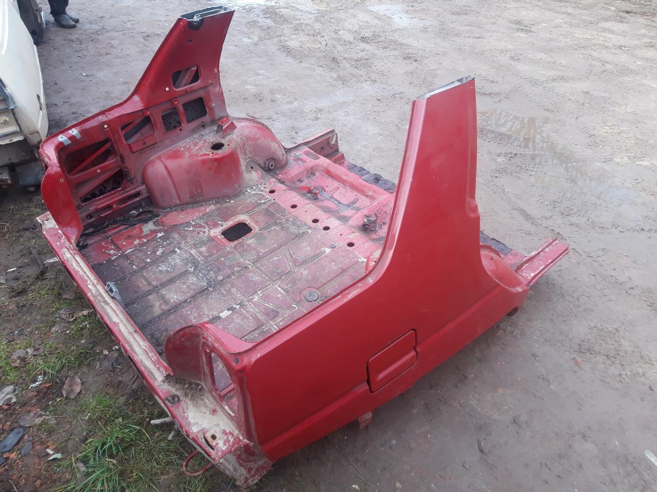 Кузов задня частина ЗАЗ 1103 бу