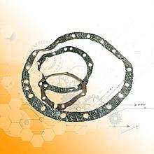 Прокладка заднього моста МАЗ (бездискові колеса) 5336-2400000
