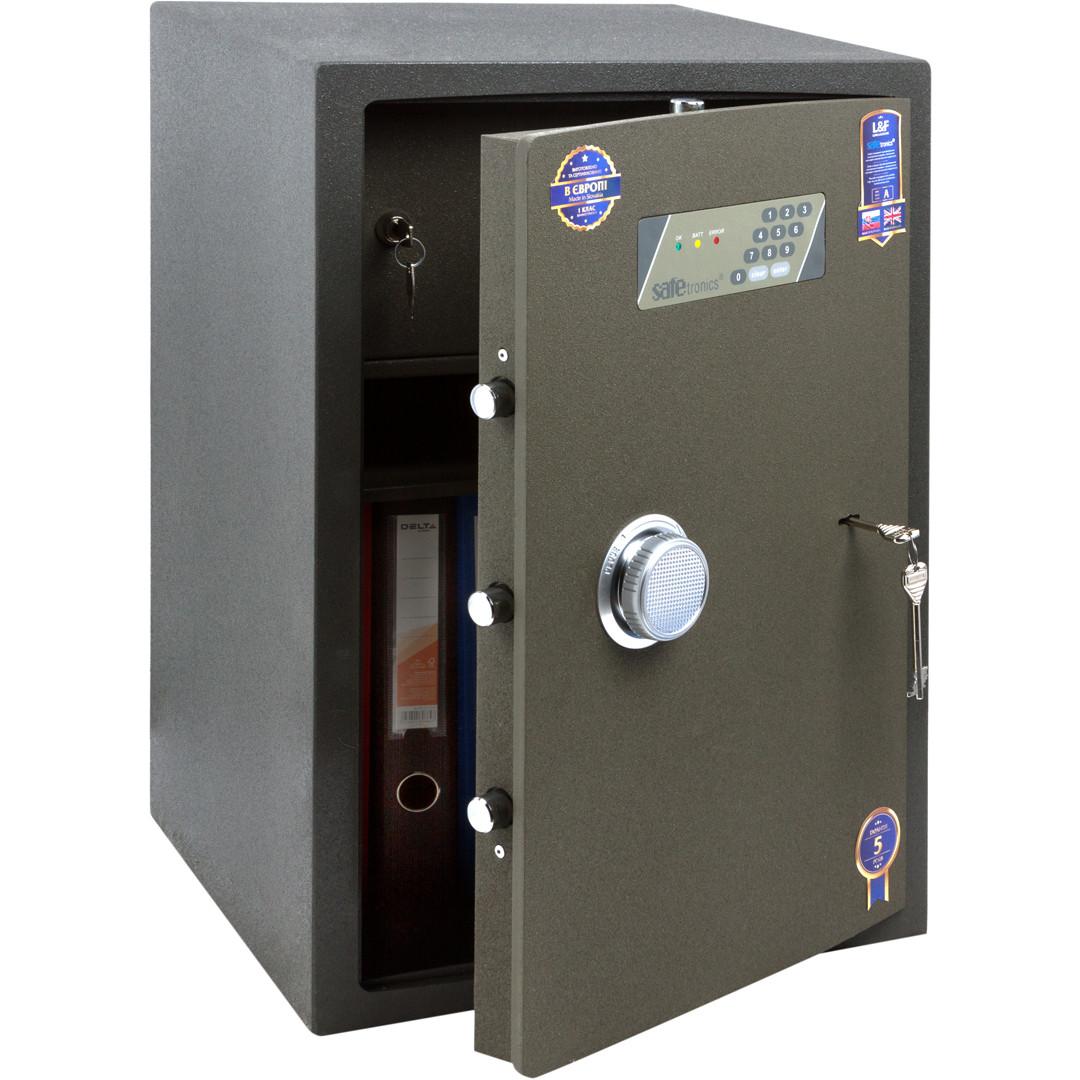 Взломостойкий сейф Safetronics NTR 61MEs