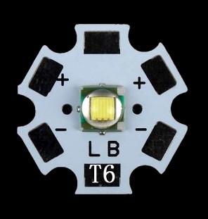 Світлодіод CREE XML T6 LED
