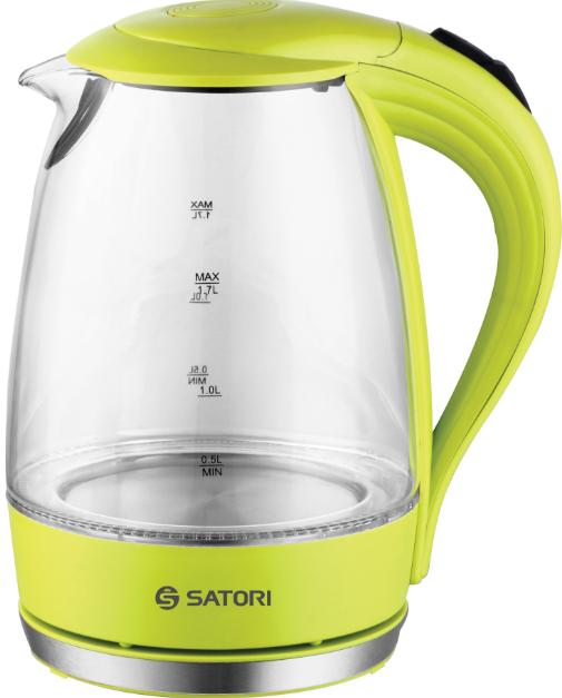 Електрочайник Satori SGK-4130-GR — 1,7 л