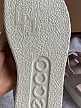 Очень мягкие натуральные босоножки ecco, сандалии, фото 6