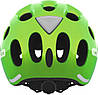 Велосипедний дитячий шолом ABUS YOUN-I S 48-54 Sparkling Green, фото 2