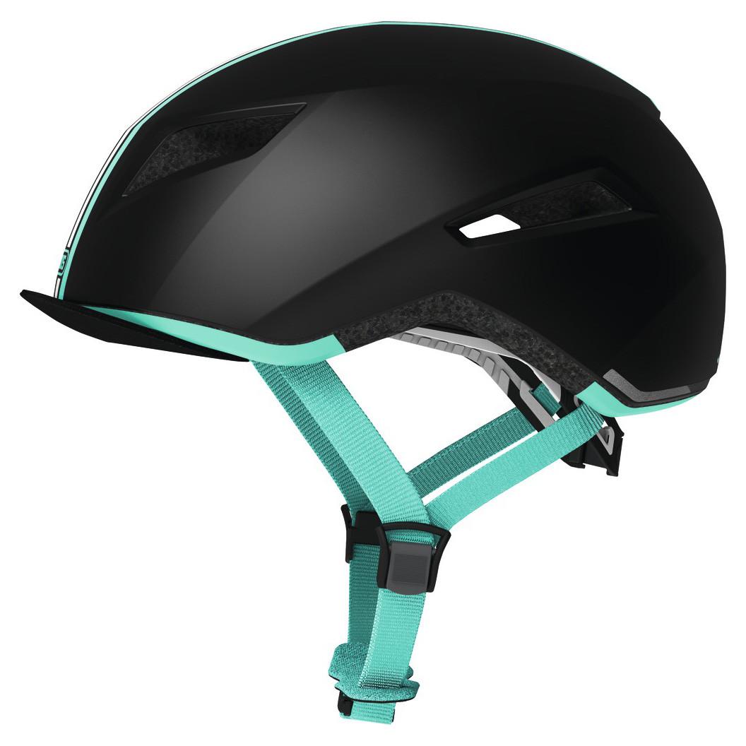 Шолом велосипедний ABUS YADD-I M 54-59 Credition Black Celeste
