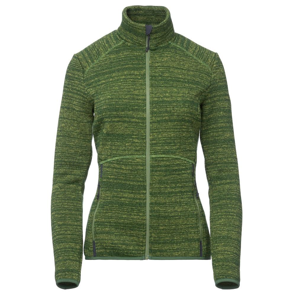 Кофта жіноча Turbat Dreamer Wmn XXL Green Melange
