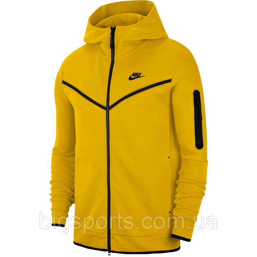 Кофта чоловік. Nike Sportswear Tech Fleece Hoodie (арт. CU4489-743)