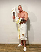 Набор полотенец для бани и сауны, фото 1