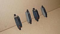 Колодки тормозные задние Acteco (T11FL/B11/M11/S18D/E5/ 6GN) Сhery Tiggo / Чери Тигго T11-3502080BA
