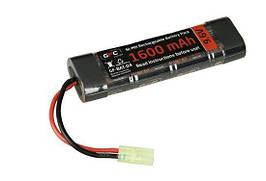 Аккумулятор NiMH 9,6V 1600mAh [GFC Energy] (для страйкбола)