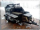 Смокер-гриль-трейлер, фото 3