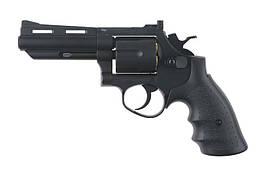 Реплика револьвера HG132B-1 - black [HFC] (для страйкбола)