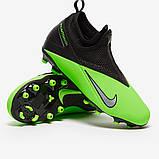 Детские футбольные бутсы Nike  Phantom Vsn 2 Elite DF MG  (Оригинал), фото 6