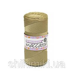 Полипропиленовый шнур PP Macrame, цвет Бежево-фисташковый