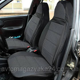 Автомобильные чехлы в салон Dacia Logan Sedan 1  2004-2012 ПИЛОТ (габилен)