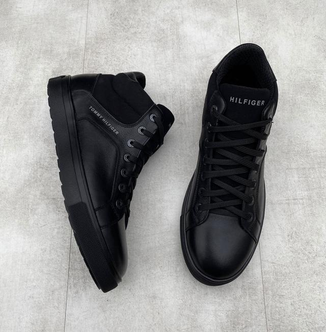 Мужские зимние ботинки Tommy Hilfiger