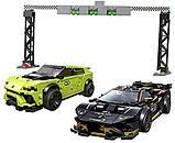 Конструктор LEGO Speed Champions Lamborghini 76899, фото 3