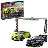 Конструктор LEGO Speed Champions Lamborghini 76899, фото 5