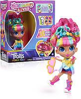 Кукла Hairdorables Loves Trolls World Tour Тролли Мировой тур Лимитированная серия, фото 1