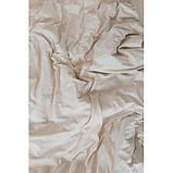 Постельное белье Сатин-страйп 1*1 Капучино, фото 4